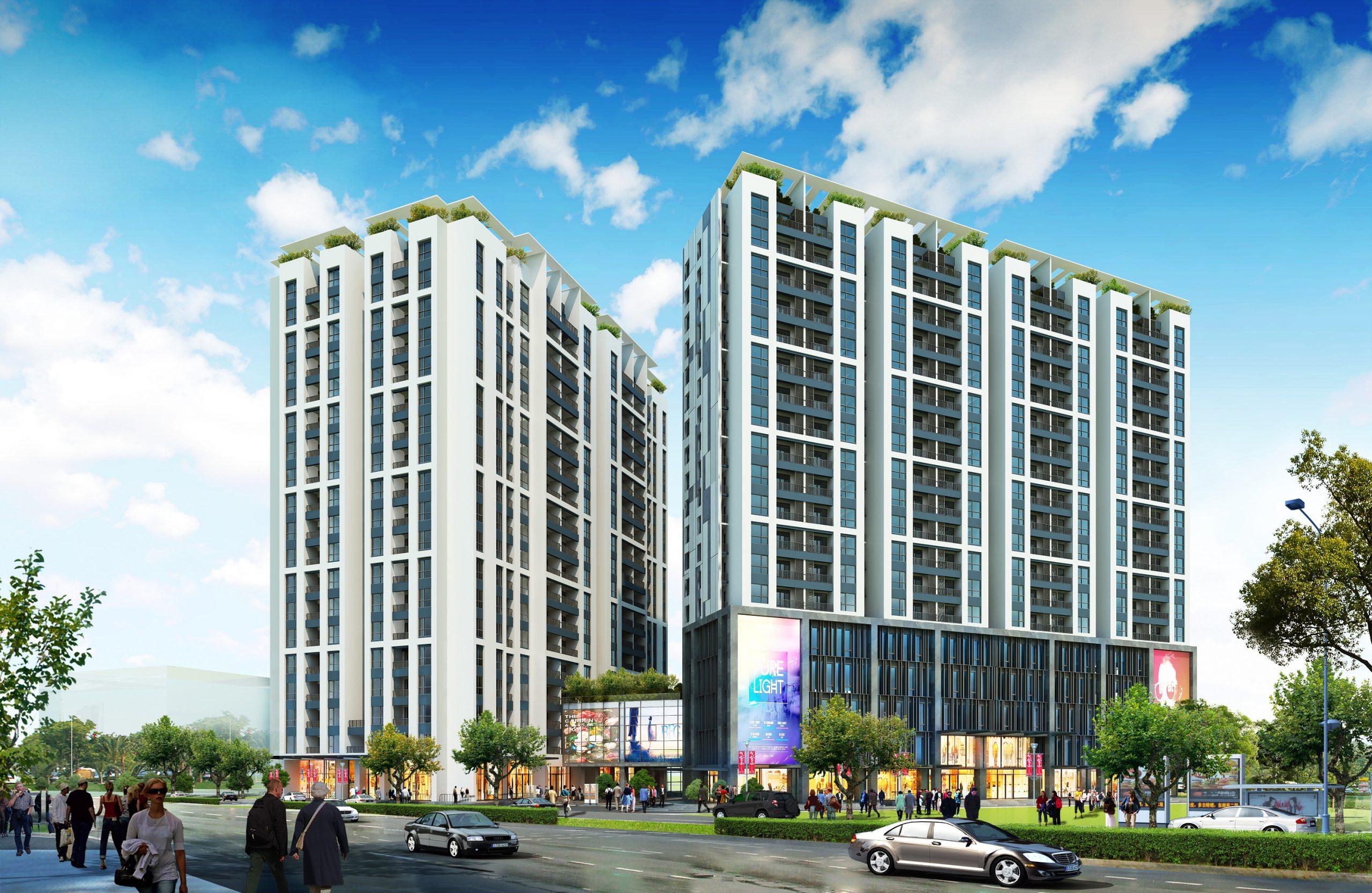 Dự án tổ hợp TTTM và căn hộ chung cư cao cấp Northern Diamond
